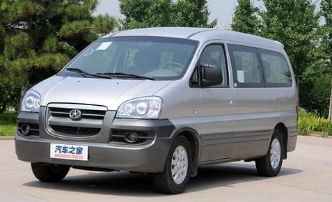 Refine Business Van