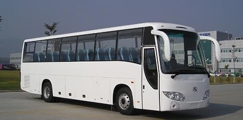 kinglong bus 45 seats