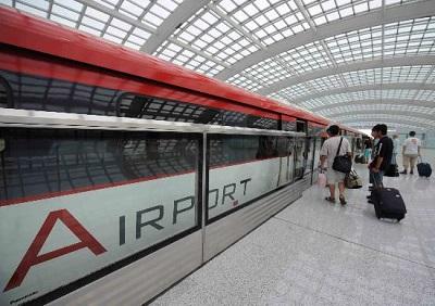 beijing airport express railway