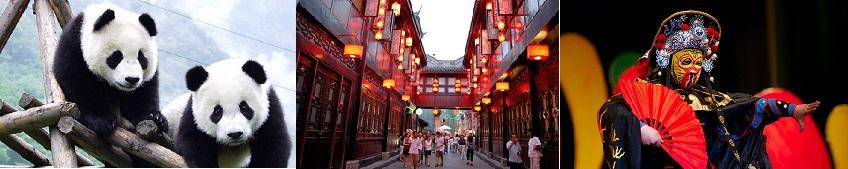 Chengdu car rental with driver