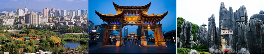 kunming car rental with driver