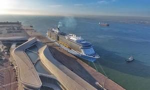 Tianjin International Cruise Home Port