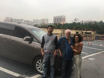 car rental clients guangzhou